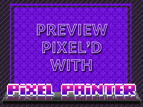 Preview Pixeld