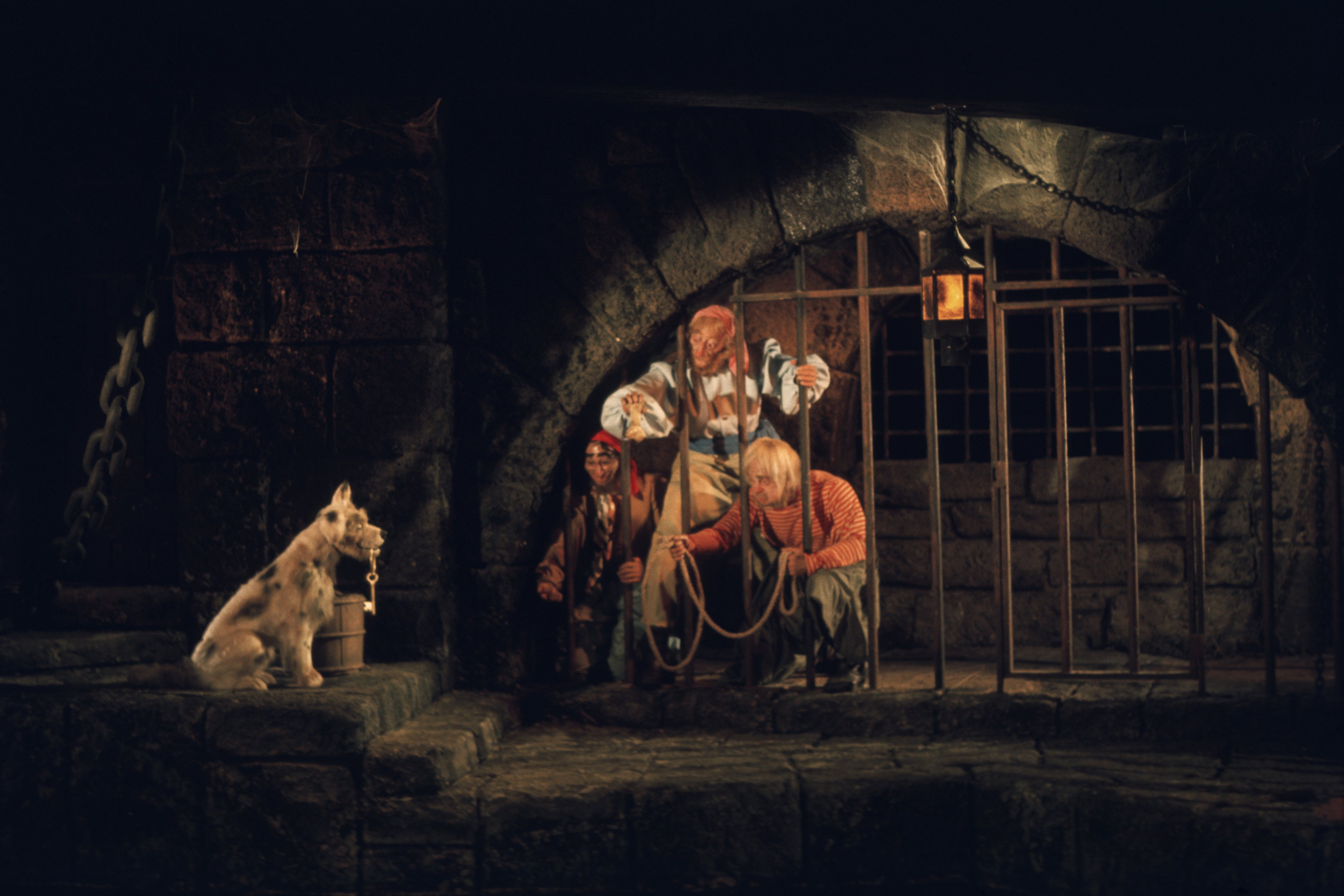 Pirates of the Caribbean Attraction