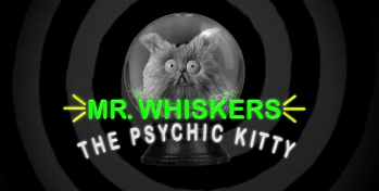 Mr. Whiskers Frankenweenie