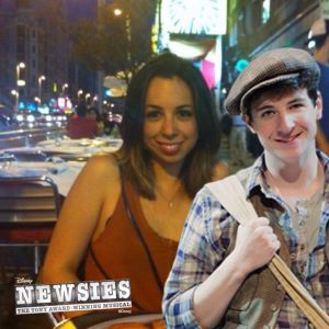 Newsies Photo Booth 4