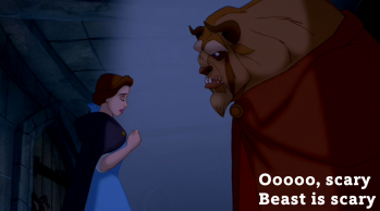 Belle meets the Beast