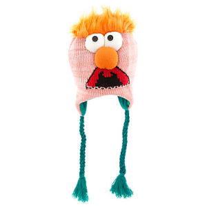 beaker knit hat disney store