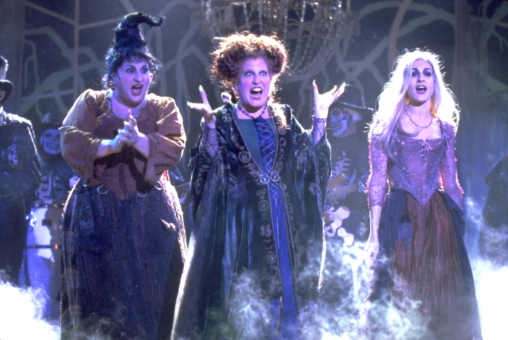 90s Hocus Pocus