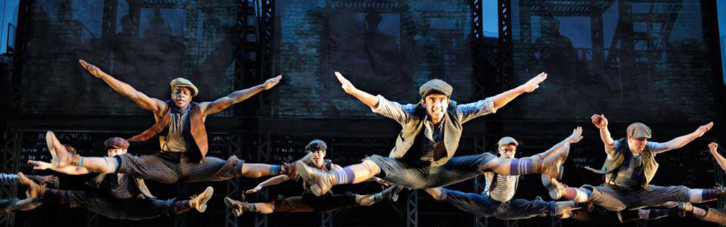 Newsies- Featured