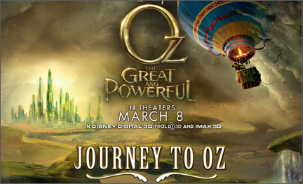 Oz the Great and Powerful Game 2