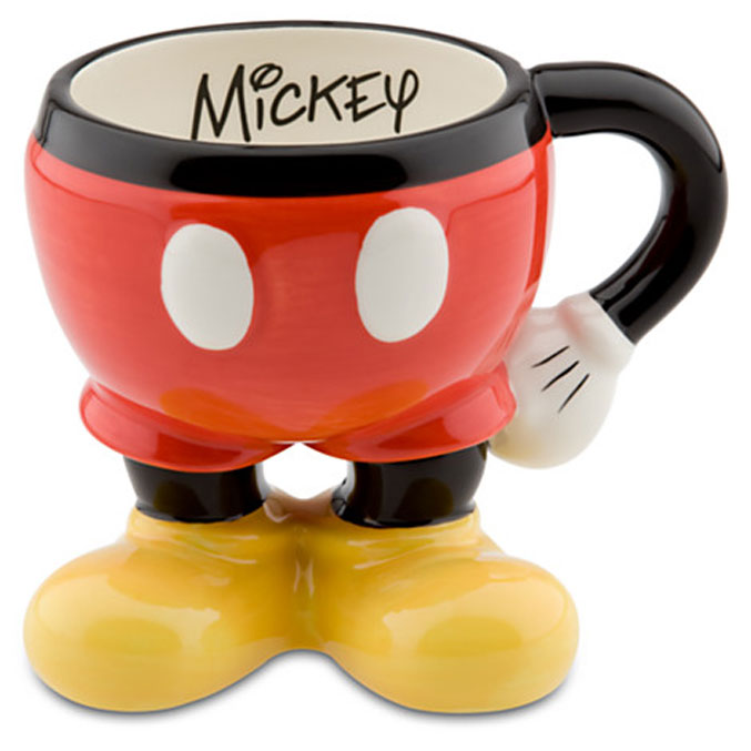 Disney day Mickey shorts mug