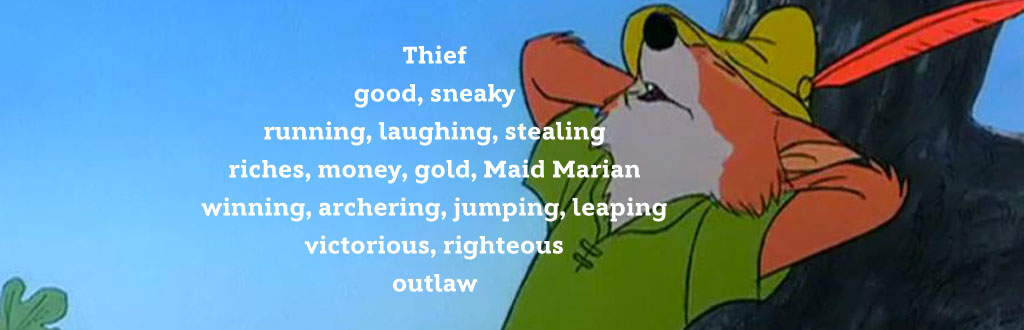 Disney Poem Robin Hood