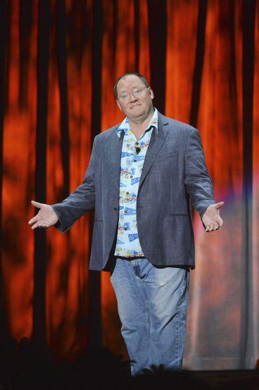 D23 Expo John Lasseter