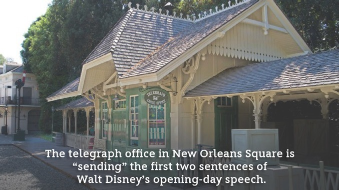 Disney Facts_Telegrah Office